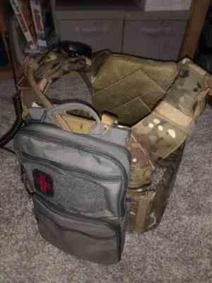Tony verified customer review of Bulldog Kinetic Armour Carrier
