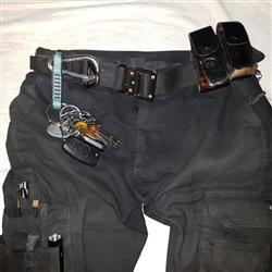 James A. verified customer review of Bulldog Cobra Tactical Riggers Belt 1.75