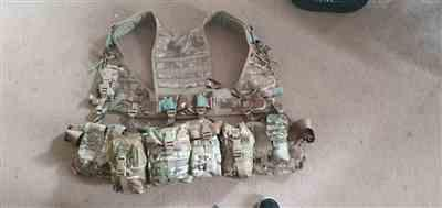 Anonymous verified customer review of Bulldog MKII Lightweight MOLLE Belt