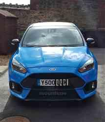 Lukasz Mosor verified customer review of Mk3 Focus RS Alloy Intercooler Upgrade - Fully Fitted at mountune HQ