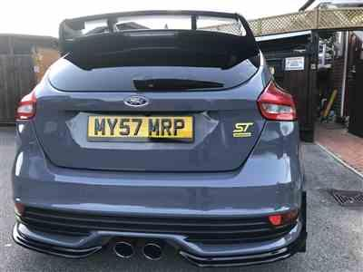 Martin verified customer review of Carbon Fibre Rear Spoiler - RS