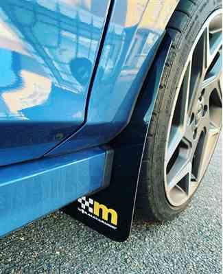 Leon F. verified customer review of Mud Flaps