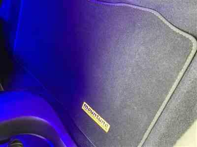Simon D. verified customer review of mountune LUX Floor Mats
