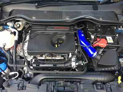 Anonymous verified customer review of Mk8 Fiesta ST Induction Kit - Fully fitted at mountune HQ