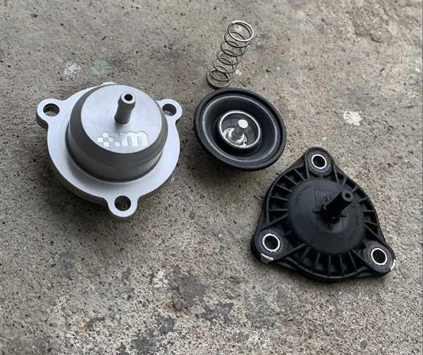 mountune Uprated Re-Circulating Valve - RS Review