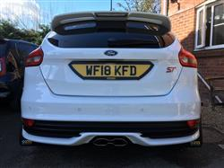 Andrew R. verified customer review of Bespoke Number Plates