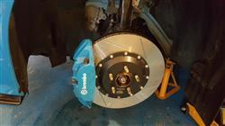 Alister W. verified customer review of Fully-Floating Disc / Bell Upgrade
