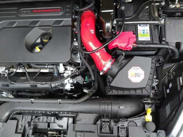 mountune High Flow Induction Hose Review