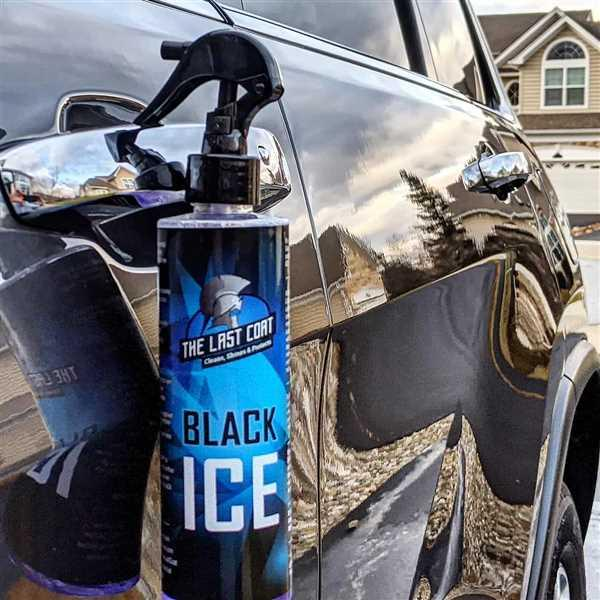 Chris Robbins verified customer review of Black Ice (14-18 month protective coating)