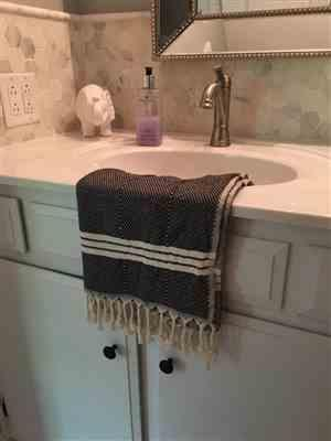 Donald M. verified customer review of Aztec Turkish Hand / Kitchen Towel