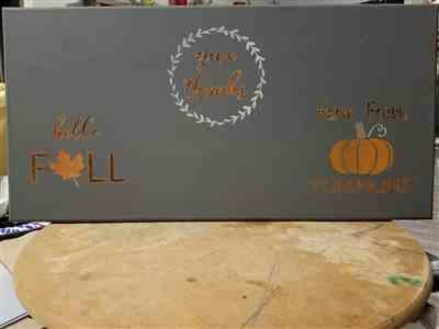 Essential Stencil Fall Mini Sign Stencils (3 Pack) Review