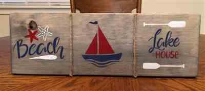 Essential Stencil Nautical Mini Sign Stencils (6 Pack) Review