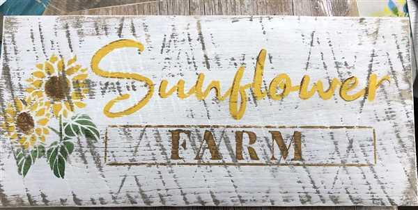 Essential Stencil Summer Farmhouse Stencil Set (3 Pack) Review