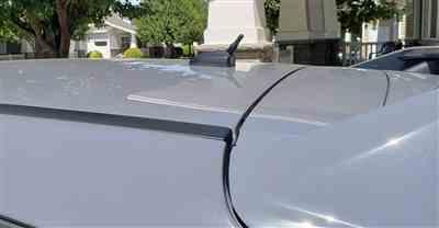 DJ verified customer review of FORD FOCUS ST & RS SHORT STUBBY ANTENNA