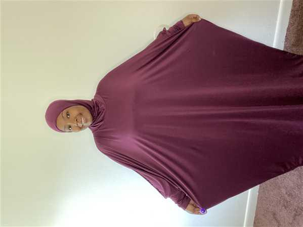 UrbanModesty.com One Piece Salah Prayer Outfit (More colors available) Review
