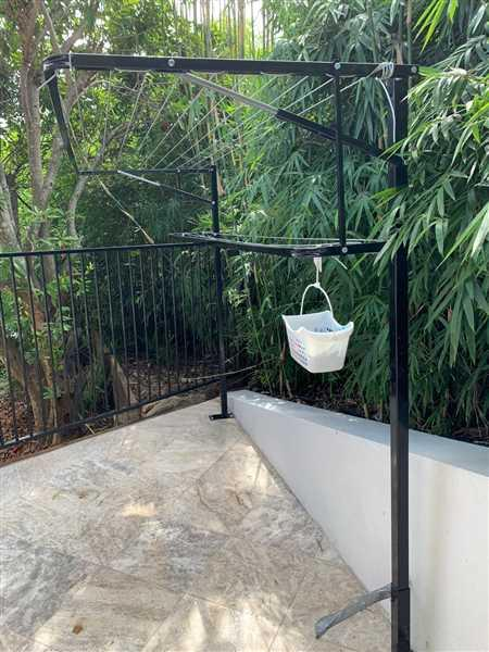 Lifestyle Clotheslines Eco Ground Mount Kit Review