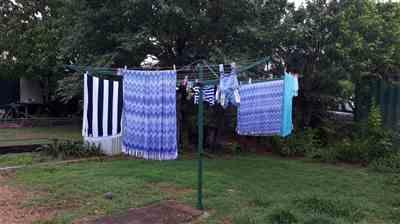 Nicola Saad verified customer review of Hills Everyday Rotary 47 Clothesline
