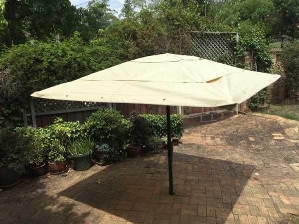 Greg Tomlin verified customer review of Rotary Clothesline Cover