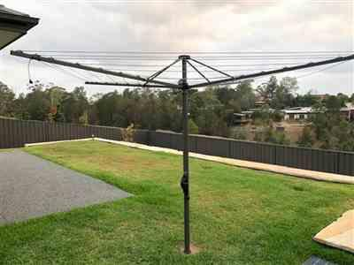 Sian Neal verified customer review of Austral Foldaway 45 Rotary Clothesline