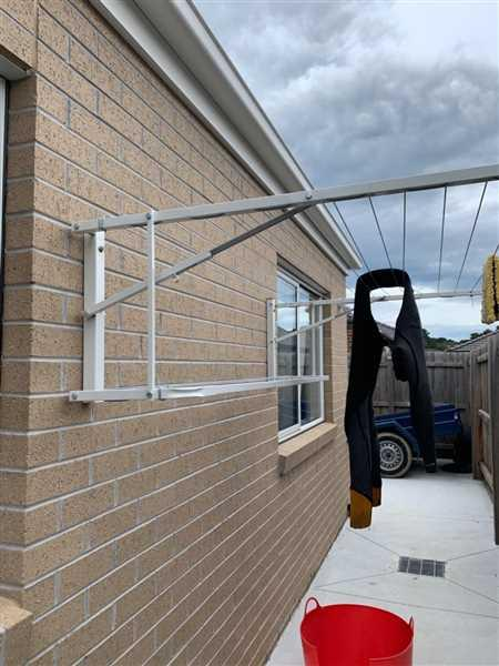 Lifestyle Clotheslines Eco Lowline Attachment Review