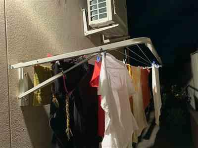 David Hassett verified customer review of Eco 300 Clothesline