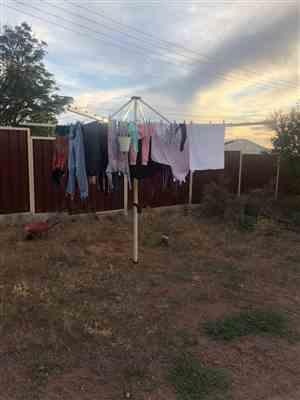 Lifestyle Clotheslines Daytek M52 Rotary Clothesline Review