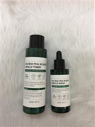 Anonymous verified customer review of AHA BHA PHA 30 Days Miracle Toner