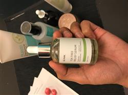Reynald A. verified customer review of iUNIK Tea Tree Relief Serum