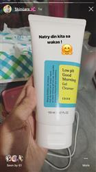 Anonymous verified customer review of Low pH Good Morning Gel Cleanser 150ml