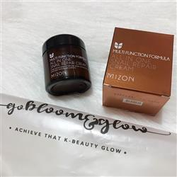 Go Bloom & Glow All In One Snail Repair Cream Review
