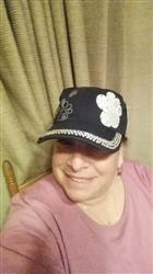 Sandy S. verified customer review of PAW PRINT BLING CADET HATS