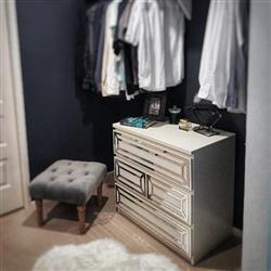 LUX HAX Styl-Panel Kit: #1113 to suit IKEA Malm 2-drawer bedside table Review