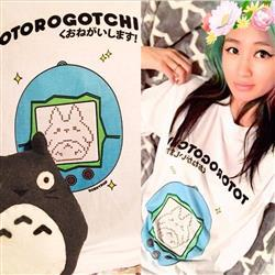 Dresden P. verified customer review of Totorogotchi Tee