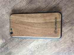 Wayne D. verified customer review of Slimline Solid Wood Phone Case for iPhone X/XS