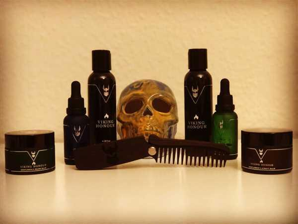 NIco Laatz verified customer review of Marksman's Beard Wash (Valkyrie's Oud)
