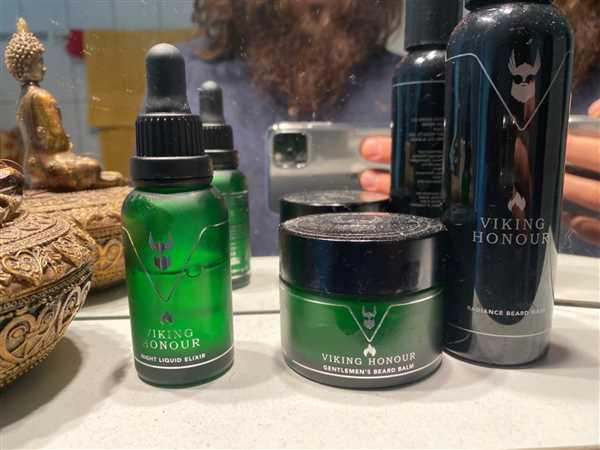 The Beard Struggle Beardman's Essential Kit Review