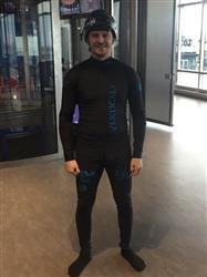 Sebastien P. verified customer review of Speed Suit