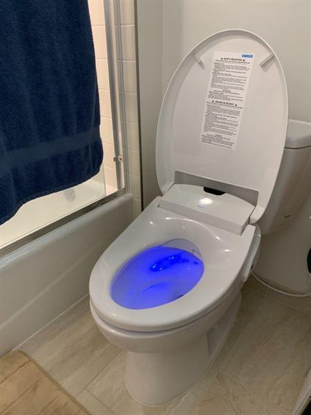 Kenneth J. verified customer review of Omigo Luxury Bidet Seat