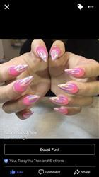 sally nguyen verified customer review of Holographic glitter 26 colors