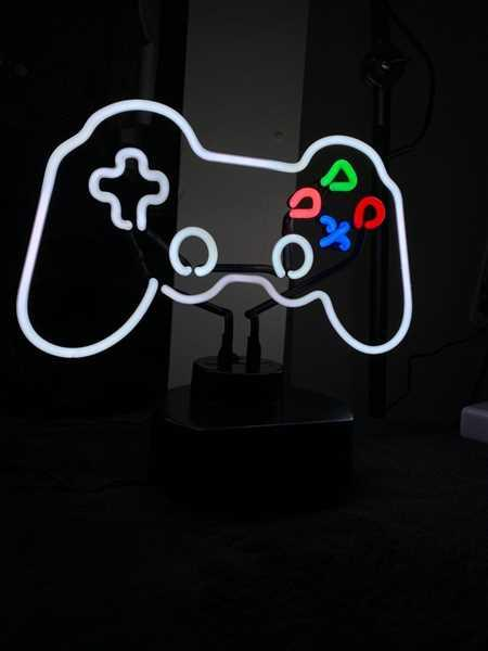 FanFit Gaming Playstation Neon Light Review