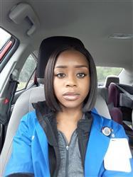 LaTaisha M. verified customer review of Bobbi Boss Lyna Sleek MLF 217 Synthetic Lace Front Wig