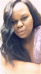 Deja E. verified customer review of Janet Collection Super Flow Deep Part Lace Wig Moon