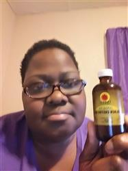Danielle S. verified customer review of Tropic Isle Living Jamaican Black Castor Oil 4 Ounce