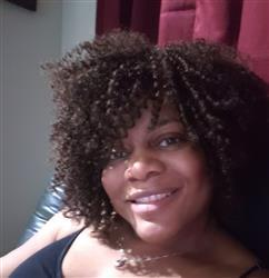 Nicole C. verified customer review of Outre Lace Front Big Beautiful Hair 4C Coily