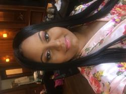 Brittany W. verified customer review of Bobbi Boss Yara Long MLF 202 Synthetic Lace Front Wig