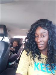 BRITTNEY M. verified customer review of Outre Swiss X Lace Front Wig Ariana