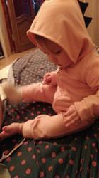 Cynthia D. Remmers verified customer review of Dinosaur Baby Jumpsuit