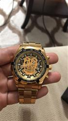 Raphael Thomas verified customer review of Golden Legend™ - Skull Luxury Wrist Watch