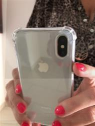 Ursula Dean verified customer review of Shock Proof Transparent Silicone Case for Iphone