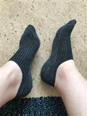 Cheryl verified customer review of Comfortable and Colorful Ankle Socks